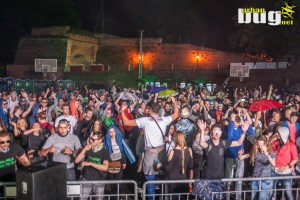 15-KSF Topljenje :: BOOKA SHADE @ Kalemegdan | Beograd | Srbija | Open Air Festival