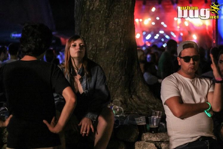 55-Dixon + Miss Kittin @ Apgrade Weekend 2016 | Belgrade | Serbia | Nightlife | Open air Clubbing
