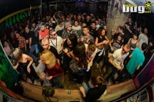 07-TICON @ klub Plastic | Beograd | Srbija | Nocni zivot | Clubbing |Trance Party