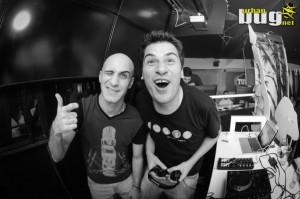 09-TICON @ klub Plastic | Beograd | Srbija | Nocni zivot | Clubbing |Trance Party