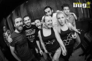 04-TICON @ klub Plastic | Beograd | Srbija | Nocni zivot | Clubbing |Trance Party