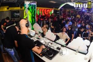 11-TICON @ klub Plastic | Beograd | Srbija | Nocni zivot | Clubbing |Trance Party