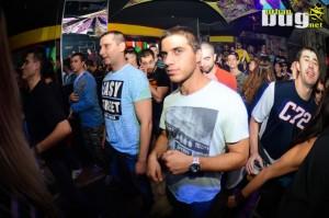 12-TICON @ klub Plastic | Beograd | Srbija | Nocni zivot | Clubbing |Trance Party