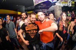 13-TICON @ klub Plastic | Beograd | Srbija | Nocni zivot | Clubbing |Trance Party