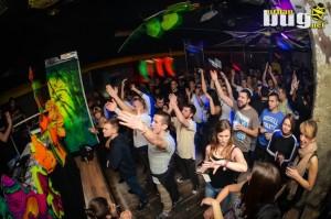 02-TICON @ klub Plastic | Beograd | Srbija | Nocni zivot | Clubbing |Trance Party