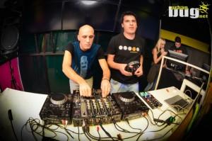 10-TICON @ klub Plastic | Beograd | Srbija | Nocni zivot | Clubbing |Trance Party