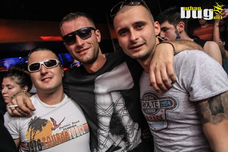 09-Alienn & Makida @ klub Plastic | Belgrade | Serbia | Nightlife | Clubbing | Trance Party