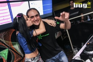 40-Alienn & Makida @ klub Plastic | Belgrade | Serbia | Nightlife | Clubbing | Trance Party