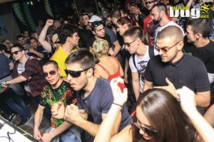 02-Alienn & Makida @ klub Plastic | Belgrade | Serbia | Nightlife | Clubbing | Trance Party