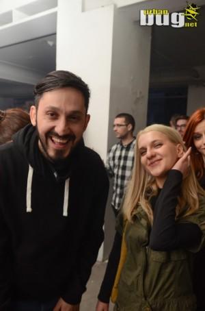 35-ExKLUZIVNA BeoGRADSKA ŽURKA! @ RK Kluz | Beograd | Srbija | Nocni zivot | Nova Godina