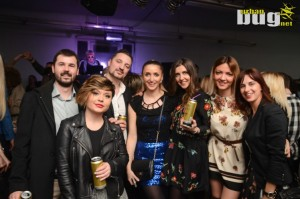52-ExKLUZIVNA BeoGRADSKA ŽURKA! @ RK Kluz | Beograd | Srbija | Nocni zivot | Nova Godina