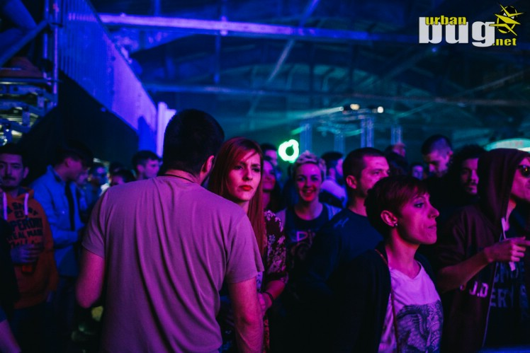 10-CDE :: Magda @ Hangar | Belgrade | Serbia | Nightlife