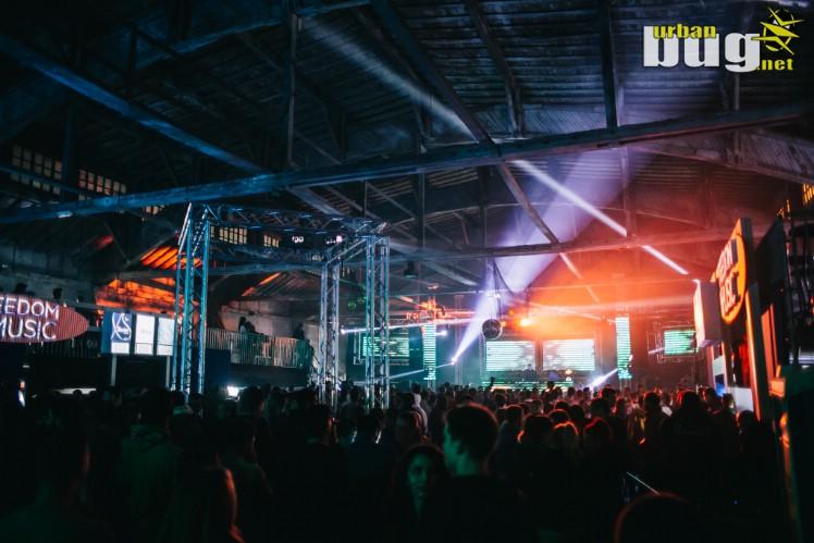 06-CDE :: Magda @ Hangar | Belgrade | Serbia | Nightlife