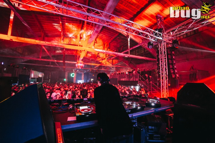 13-CDE :: Magda @ Hangar | Belgrade | Serbia | Nightlife