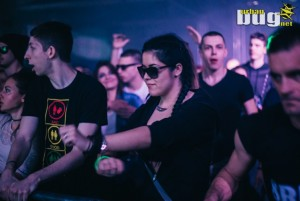 29-CDE :: Magda @ Hangar | Belgrade | Serbia | Nightlife