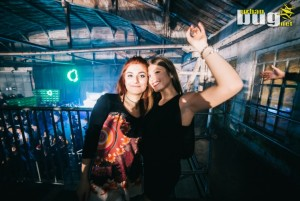 25-CDE :: Magda @ Hangar | Belgrade | Serbia | Nightlife