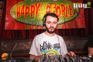 10-Happy People 23th B-day @ Ben Akiba | Beograd | Srbija | Nocni zivot | Clubbing