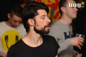 02-Predrag Janus & Mark Dee Jack :: Bojan Vukmirovic & Luka Concrete @ KC Grad | Beograd | Srbija | Nocni zivot