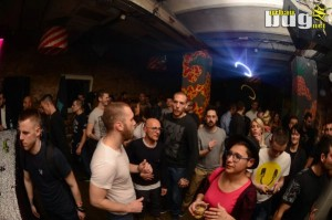 01-Predrag Janus & Mark Dee Jack :: Bojan Vukmirovic & Luka Concrete @ KC Grad | Beograd | Srbija | Nocni zivot