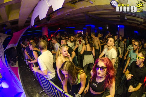 35-ORCA Live! @ CUK Imago | Beograd | Srbija | Nocni zivot | Clubbing | Trance
