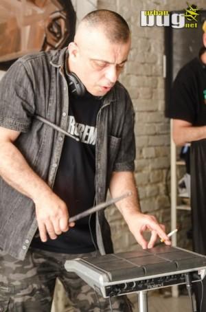 10-Happy People LIVE Session @ Ben Akiba | Beograd | Srbija | Nocni zivot | Fusion