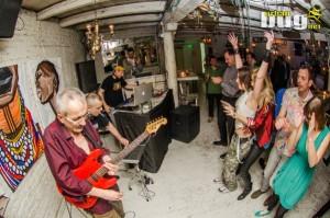 07-Happy People LIVE Session @ Ben Akiba | Beograd | Srbija | Nocni zivot | Fusion