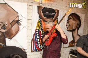 11-Happy People LIVE Session @ Ben Akiba | Beograd | Srbija | Nocni zivot | Fusion