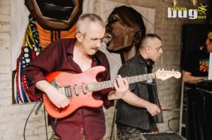 02-Happy People LIVE Session @ Ben Akiba | Beograd | Srbija | Nocni zivot | Fusion