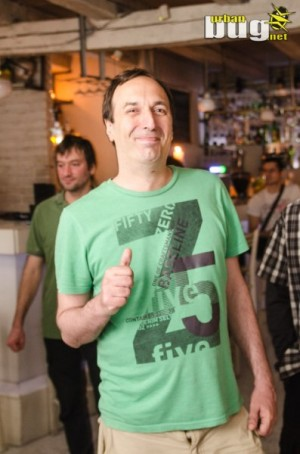15-Happy People LIVE Session @ Ben Akiba | Beograd | Srbija | Nocni zivot | Fusion
