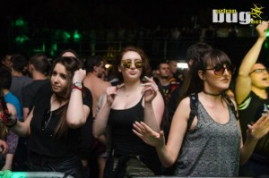 13-Fatima Hajji @ Barutana | Belgrade | Serbia | Nightlife | Open Air Clubbing | Techno