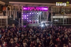 10-TOPLJENJE :: Boris Brejcha @ BG Sajam | Beograd | Srbija | Nocni zivot | Open air clubbing