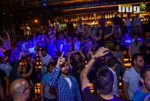 09-EASY TIGER @ Disco splav Sloboda | Beograd | Nocni zivot | Clubbing