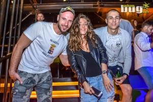 07-EASY TIGER @ Disco splav Sloboda | Beograd | Nocni zivot | Clubbing