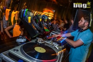 08-EASY TIGER @ Disco splav Sloboda | Beograd | Nocni zivot | Clubbing