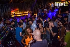 14-EASY TIGER @ Disco splav Sloboda | Beograd | Nocni zivot | Clubbing