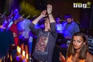 12-EASY TIGER @ Disco splav Sloboda | Beograd | Nocni zivot | Clubbing