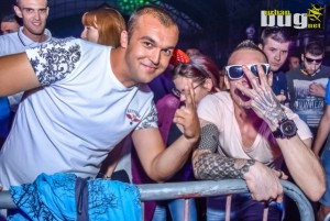 11-DELIRIANT Live! @ Kolos | Beograd | Srbija | Nocni zivot | Clubbing | Trance Party