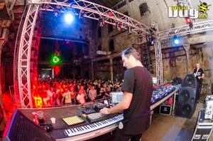 02-The Hard Code Project @ Assimil Warehouse | Belgrade | Serbia | Nightlife | Techno Party