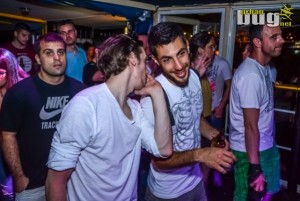 02-Peter Portman : Speedy : Luka Concrete B2B Bojan Vukmirovic @ Mehanizam | Beograd | Nightlife | Clubbing | Techno