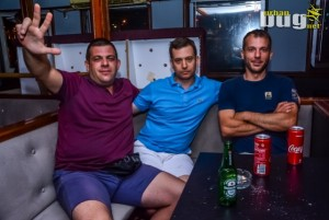 15-Peter Portman : Speedy : Luka Concrete B2B Bojan Vukmirovic @ Mehanizam | Beograd | Nightlife | Clubbing | Techno