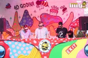 08-EXIT Festival 2017 :: dan 4. | Novi sad | Srbija | Open air | Music Festival