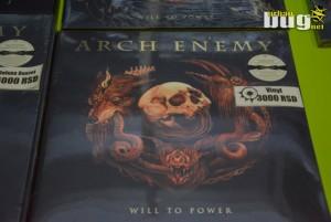 03-Arch Enemy @ Amerikana, DoB | Beograd | Srbija | Nocni zivot | Melodic Death Metal