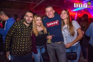 13-Black Coffee @ Hangar | Belgrade | Serbia | Nightlife | Clubbing | Rave