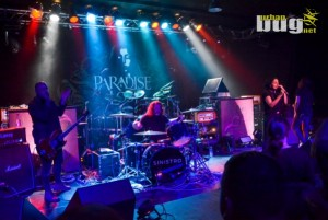 01-PARADISE LOST @ Amerikana, DoB | Beograd | Srbija | Nocni zivot | Metal