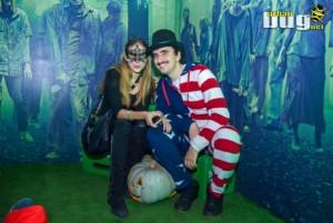 06-GO2 Halloween X @ Hangar | Beograd | Srbija | Nocni zivot | Clubbing | Maskenbal
