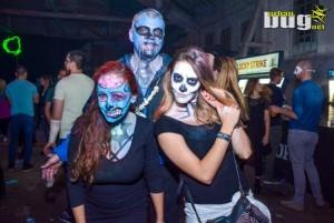 11-GO2 Halloween X @ Hangar | Beograd | Srbija | Nocni zivot | Clubbing | Maskenbal