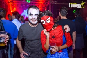 13-GO2 Halloween X @ Hangar | Beograd | Srbija | Nocni zivot | Clubbing | Maskenbal