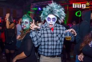 10-GO2 Halloween X @ Hangar | Beograd | Srbija | Nocni zivot | Clubbing | Maskenbal