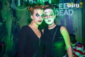 03-GO2 Halloween X @ Hangar | Beograd | Srbija | Nocni zivot | Clubbing | Maskenbal