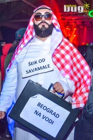 15-GO2 Halloween X @ Hangar | Beograd | Srbija | Nocni zivot | Clubbing | Maskenbal